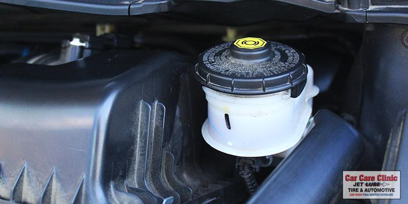 Brake Fluid Checks