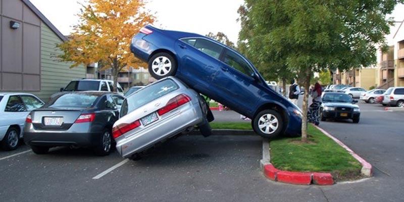Auto Parallel Parking Cars