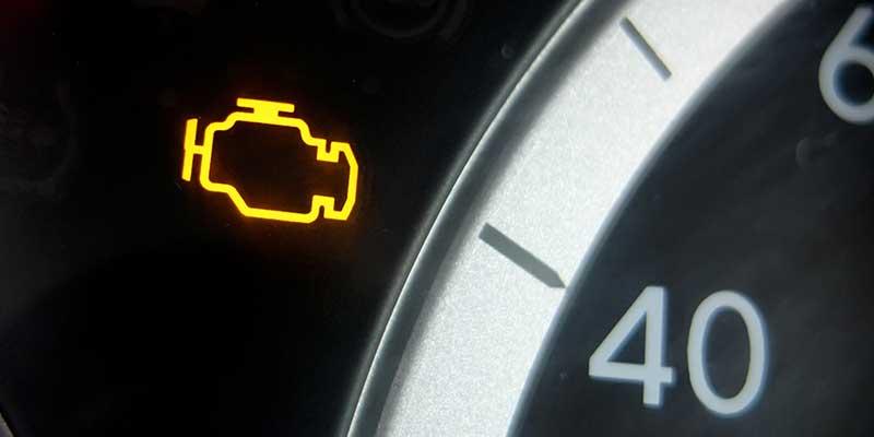 check engine light service