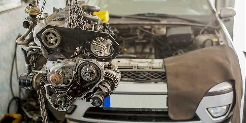engine repair auto services