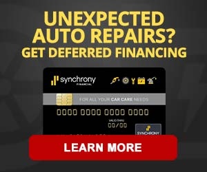 Get Deferred Financing for Unexpected Repairs