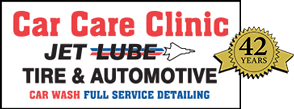 Car Care Clinic Jet Lube